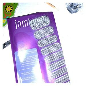 Jamberry nail wraps So Fresh clear